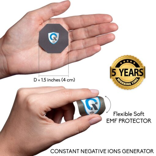 xp quanthor personal device emf protection