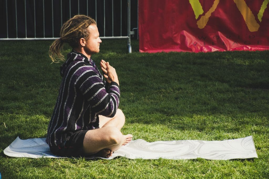 Anti-anxiety yoga benefits