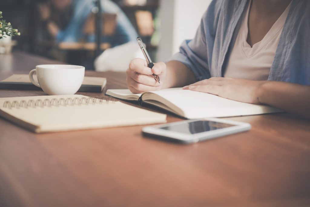 business journaling