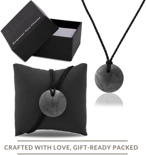 shungite-necklace